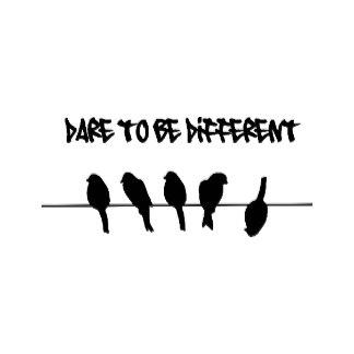 Durf anders te zijn